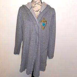 Old Navy Beauty Sleeps Open Robe